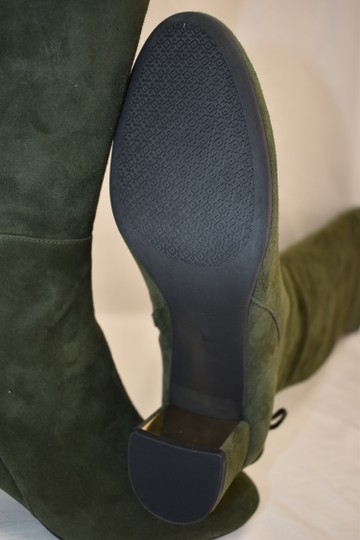 Tory Burch Green Boots Image 10
