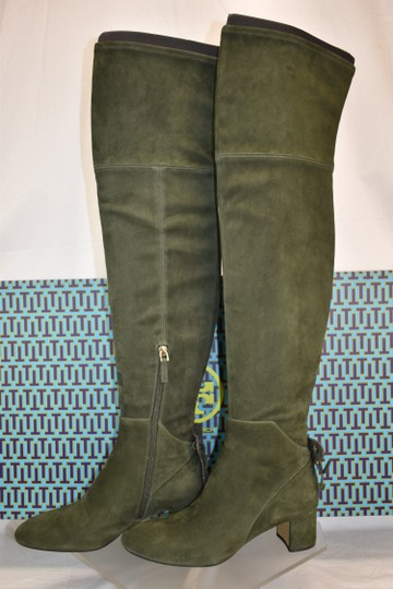 Tory Burch Green Boots Image 3