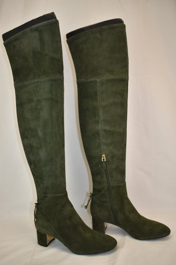 Tory Burch Green Boots Image 7