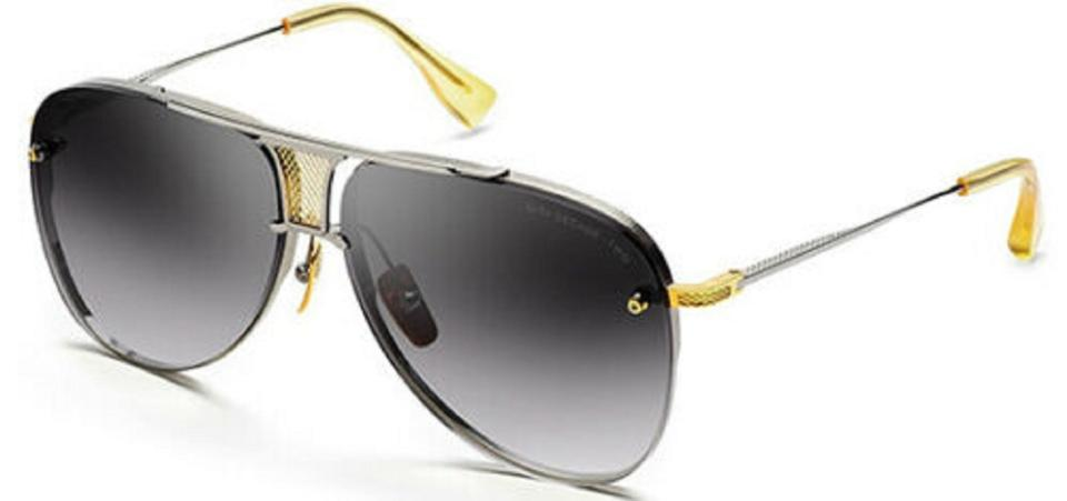 943acd5a8f65 Dita Gold Titanium Decade Two Men s 18k Drx 2082 A Slv Gld 62 ...