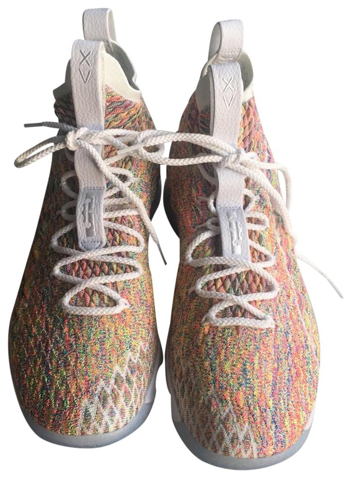 timeless design 40e38 55473 Nike Multi-color Lebron 15 Cereal Sneakers Size US 11.5 Regular (M, B) 29%  off retail