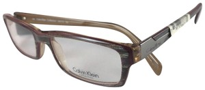 Calvin Klein New CALVIN KLEIN COLLECTION Eyeglasses CK 7713 052 Deep Wine Frame