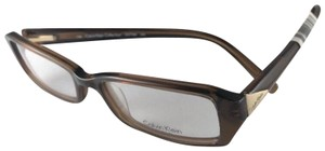 Calvin Klein New CALVIN KLEIN COLLECTION Eyeglasses CK 7766 233 Transparent Brown