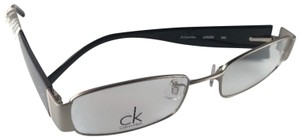 Calvin Klein New CALVIN KLEIN Collection Eyeglasses CK5255 028 50-18 Gunmetal Black