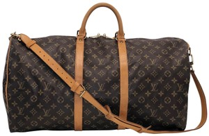 629bd56169f4 Louis Vuitton Travel Bags and Duffels - Up to 70% off at Tradesy