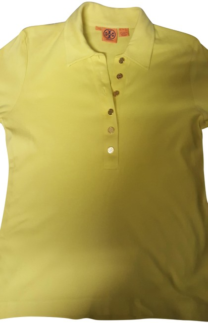 Item - Canary Yellow Tee Shirt Size 14 (L)