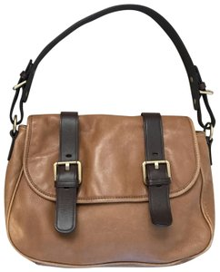 Christopher Kon Leather Purse Leather Genuine Leather Leather Purse Satchel in brown