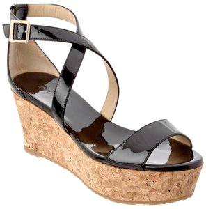 3d577226778c Jimmy Choo Wedges - Up to 70% off at Tradesy