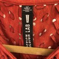 Design lab Rust Suede Like Short Casual Dress Size 4 (S) Design lab Rust Suede Like Short Casual Dress Size 4 (S) Image 4