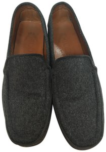Tod's Charcoal Boots
