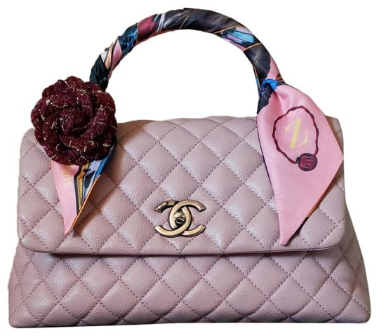 Preload https://item3.tradesy.com/images/chanel-handle-coco-small-additional-pictures-pink-caviar-shoulder-bag-25042062-0-2.jpg?width=440&height=440