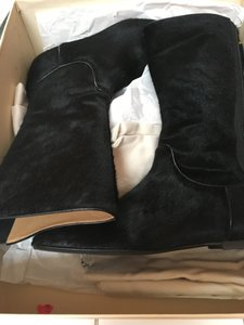 The Row Black Boots