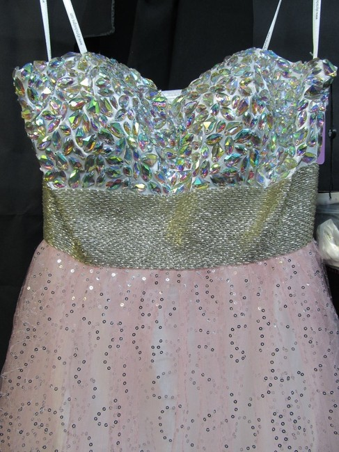 Alyce Paris Prom Pageant Homecoming Mermaid Dress