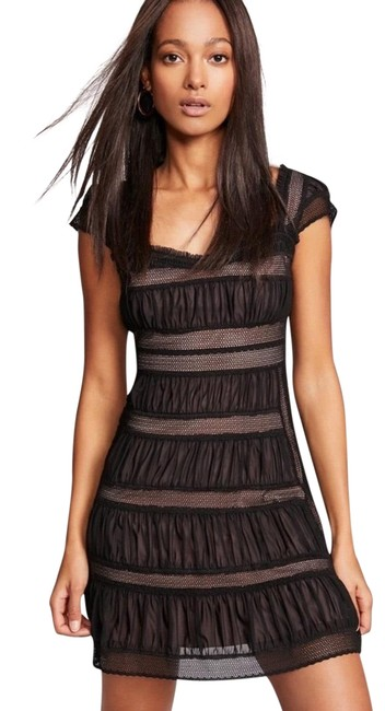 Preload https://item5.tradesy.com/images/free-people-black-alicia-lace-short-cocktail-dress-size-10-m-25042229-0-1.jpg?width=400&height=650