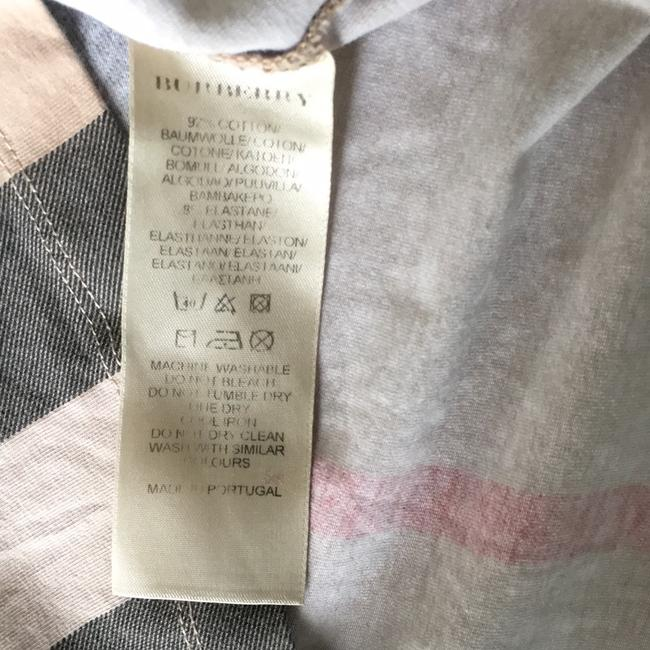 Burberry T Shirt beige/camel check