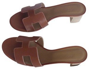 f260ae3e76e2 Hermès Sandals - Up to 70% off at Tradesy