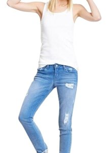 SOLD Design Lab Skinny Jeans-Distressed