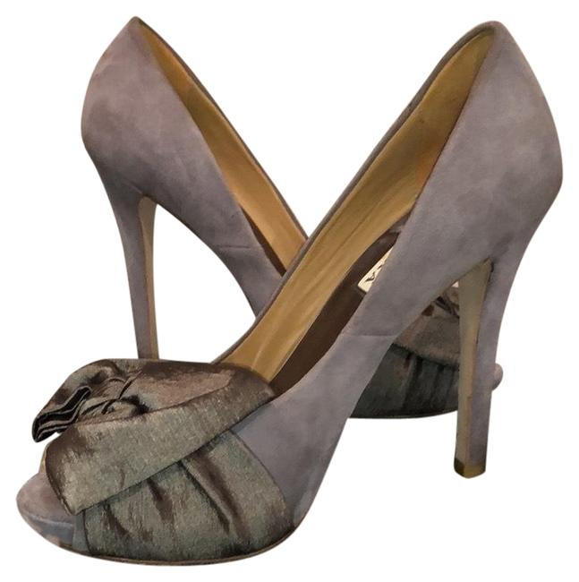 Item - Taupe Pumps Size US 7.5 Regular (M, B)