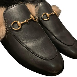 8910dadb30a Gucci Princetown Slippers - Up to 70% off at Tradesy