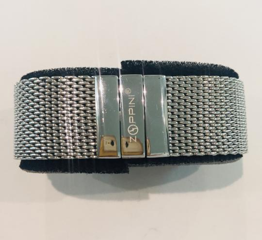 Zoppini Firenze Zoppini Firenze Bracelet silver with three rows of Cubic Zirconias Image 5