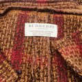 Burberry Brown With Scarf Made In England Poncho/Cape Size OS (one size) Burberry Brown With Scarf Made In England Poncho/Cape Size OS (one size) Image 7