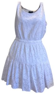 The Webster at Target short dress white on Tradesy