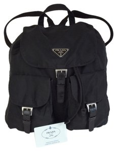 Prada Backpacks on Sale - Up to 70% off at Tradesy 66954a12ebd35