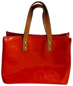 08df975dc7ad Red Louis Vuitton Bags - Up to 90% off at Tradesy