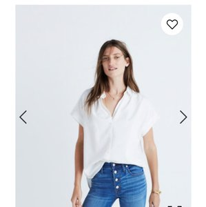 4fa6a627d46fdb Madewell Blouses - Up to 70% off a Tradesy