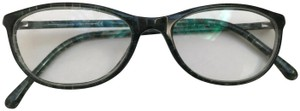 Chanel Chanel Girls Blue Green Marbled 3266 Prescription Glasses Touch