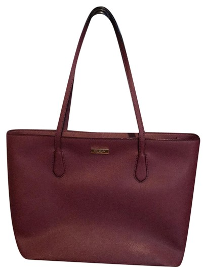Preload https://img-static.tradesy.com/item/25047693/kate-spade-purple-tote-0-1-540-540.jpg