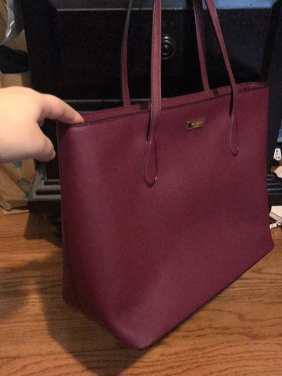 Kate Spade Tote in Purple Image 1