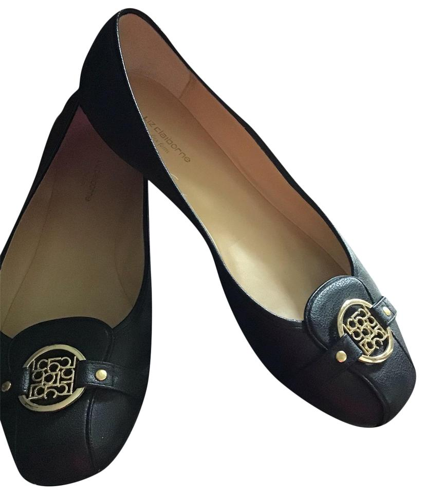 ef57fb25d54 Black Liz Claiborne Flats - Up to 90% off at Tradesy
