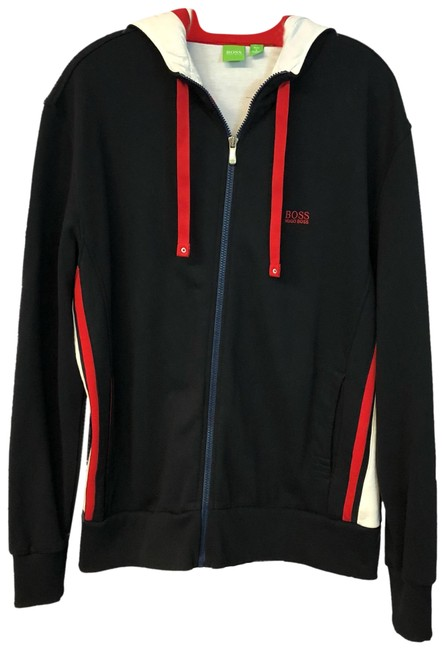 Preload https://img-static.tradesy.com/item/25047750/boss-by-hugo-boss-black-zip-front-terry-cotton-men-s-jacket-l-sweatshirthoodie-size-12-l-0-1-650-650.jpg