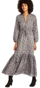 Midnight Wildflower Maxi Dress by Emerson Fry Floral Spring Summer