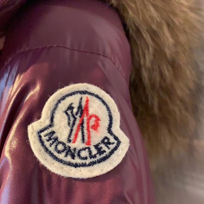 Moncler Pristine Condition Tags Attached Imported Coat Image 1