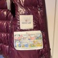 Moncler Pristine Condition Tags Attached Imported Coat Image 2
