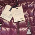 Moncler Pristine Condition Tags Attached Imported Coat Image 3