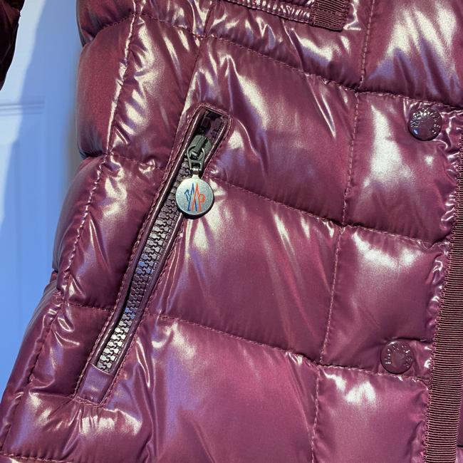 Moncler Pristine Condition Tags Attached Imported Coat Image 4