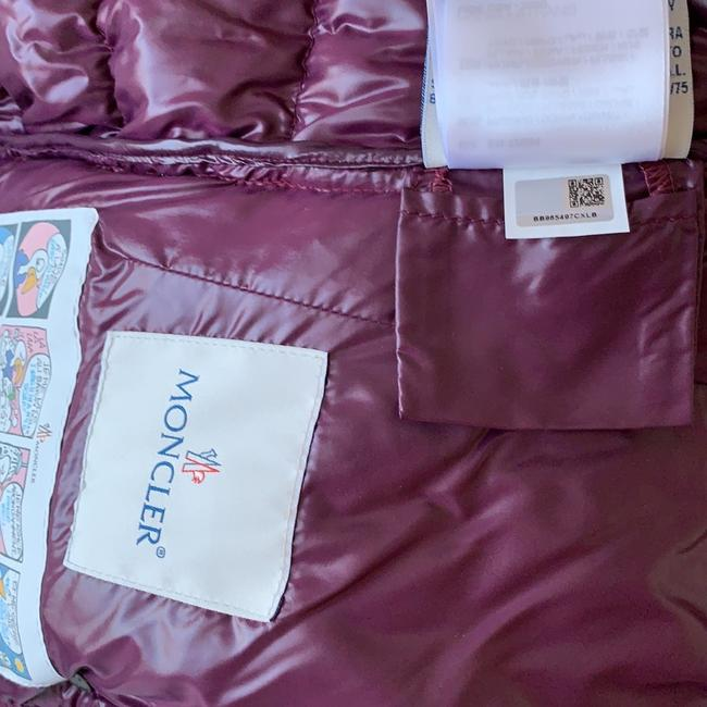 Moncler Pristine Condition Tags Attached Imported Coat Image 7