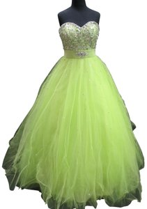 Mori Lee Prom Pageant Homecoming Ball Gown Dress