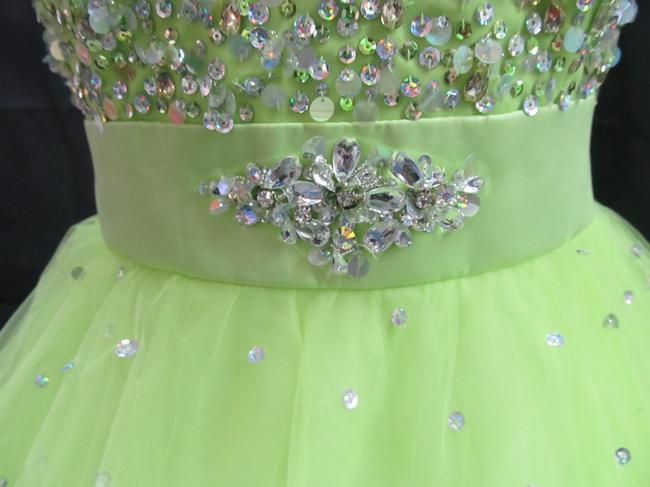 Mori Lee Prom Pageant Homecoming Ball Gown Dress Image 7
