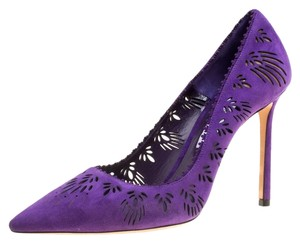 125a65270425 Purple Jimmy Choo Pumps - Up to 90% off at Tradesy