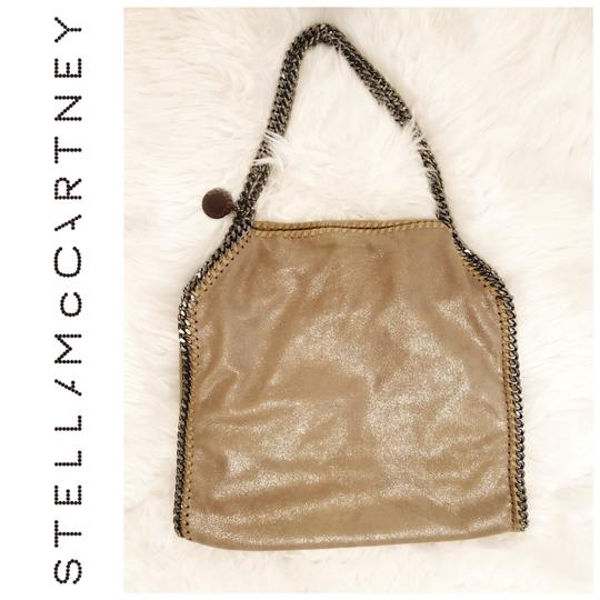 Preload https://img-static.tradesy.com/item/25047958/stella-mccartney-shimmery-falabella-chain-price-195-missing-extra-chain-overall-in-great-condition-m-0-0-540-540.jpg