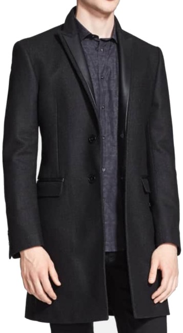 Preload https://img-static.tradesy.com/item/25047981/versace-collection-black-coat-size-18-xl-plus-0x-0-1-650-650.jpg