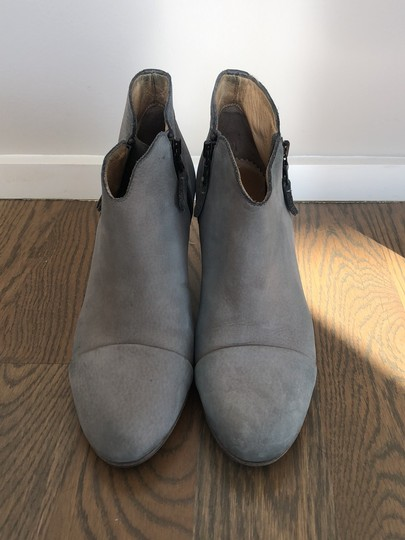 Rag & Bone gray leather Boots Image 5