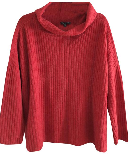Preload https://img-static.tradesy.com/item/25048115/eileen-fisher-tomato-red-sweater-0-1-650-650.jpg