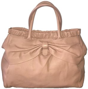 RED Valentino Tote in Nude Pink
