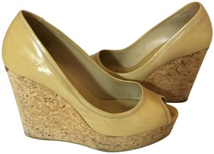 61e19625a72e Jimmy Choo Wedges - Up to 70% off at Tradesy (Page 3)