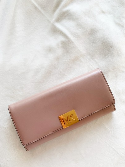 Michael Kors Michael Kors Carryall Mindy Leather Wallet Image 4